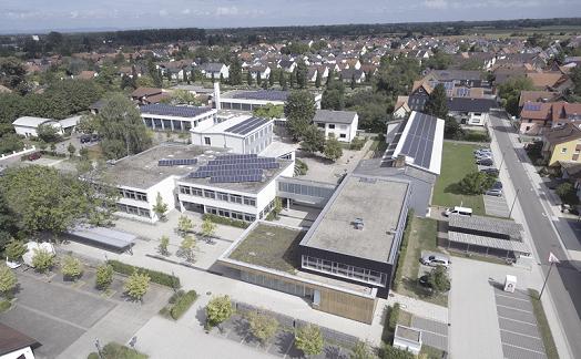 Schulzentrum Rheinau